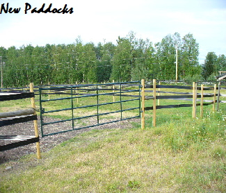 New Paddocks July 22-07
